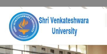 SV University Exam Time Table
