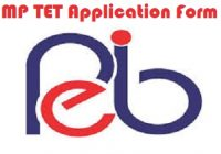 MP TET Application Form