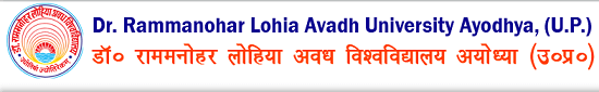 Avadh University Time Table
