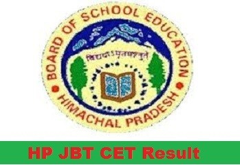 HP JBT CET Result
