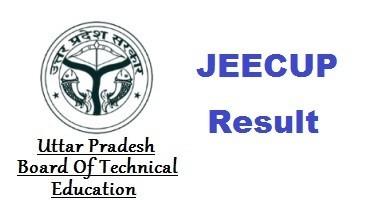 JEECUP Result