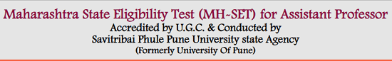 MH SET Exam Hall Ticket