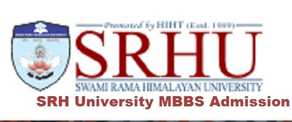 SRH University MBBS Admission Form