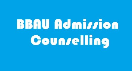 BBAU Admission Counselling