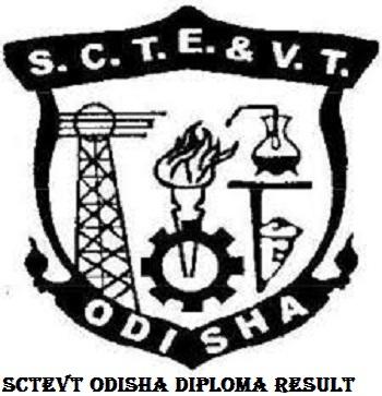 SCTEVT Odisha Diploma Result