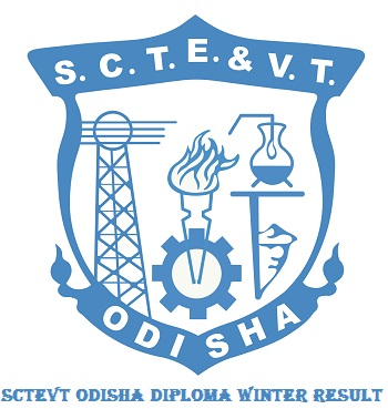 SCTEVT Odisha Diploma Winter Result