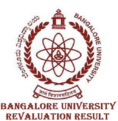 Bangalore University Revaluation Result