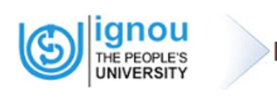 IGNOU BEd Admission Form