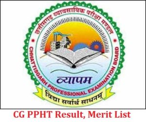 CG PPHT Result