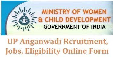 UP Anganwadi Recruitment