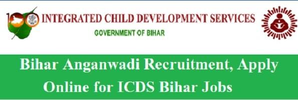 Bihar Anganwadi Recruitment