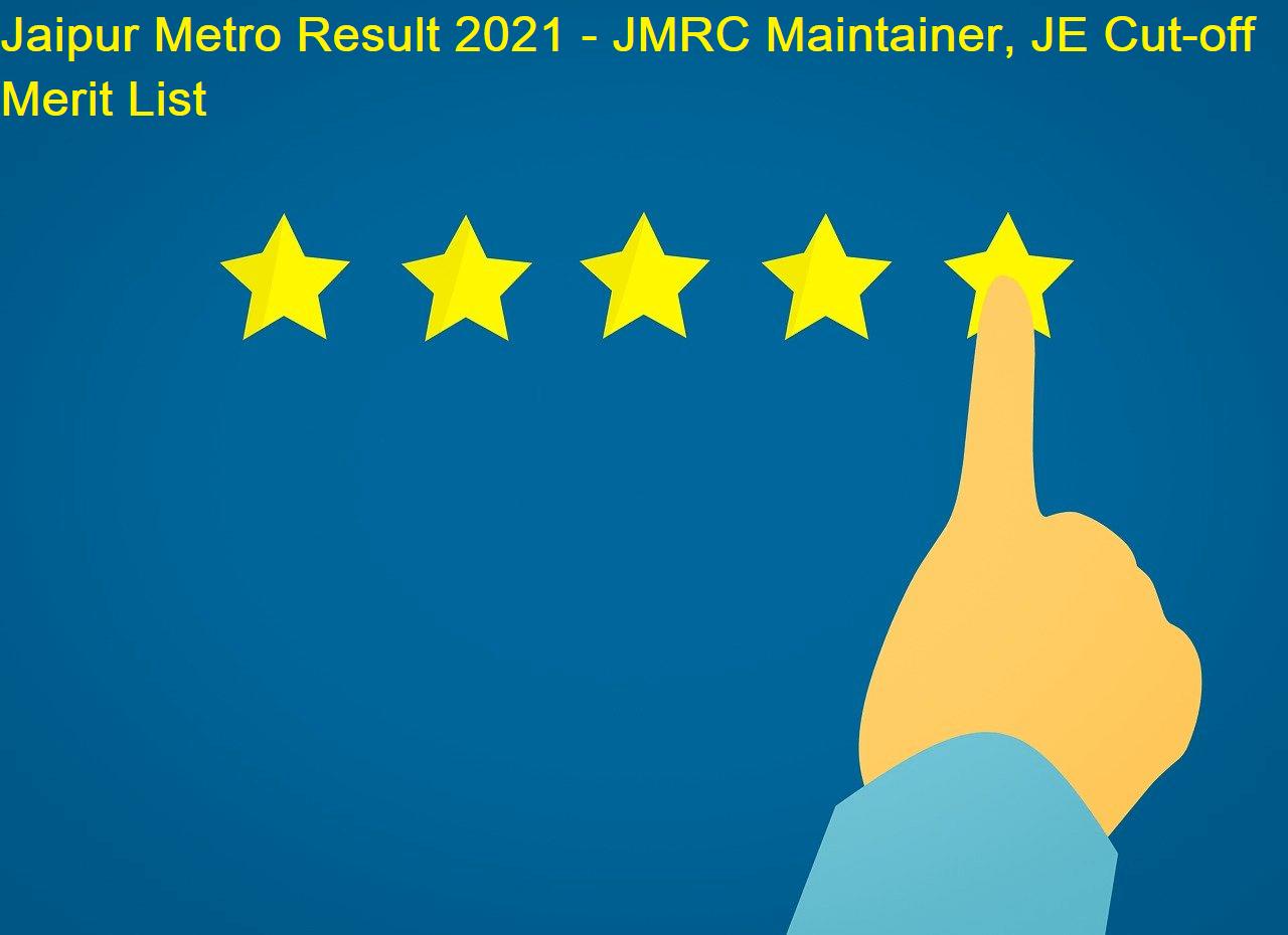 Jaipur Metro Result