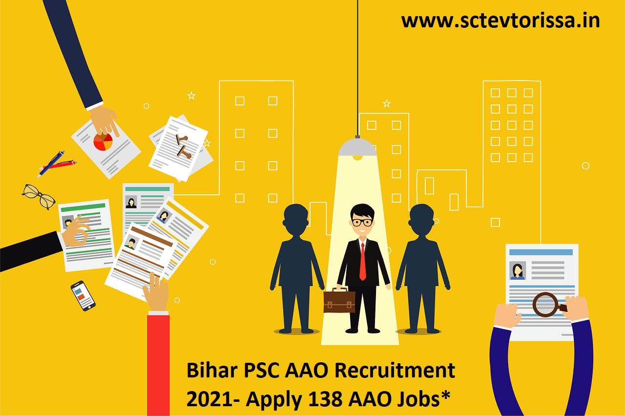 BPSC AAO Recruitment