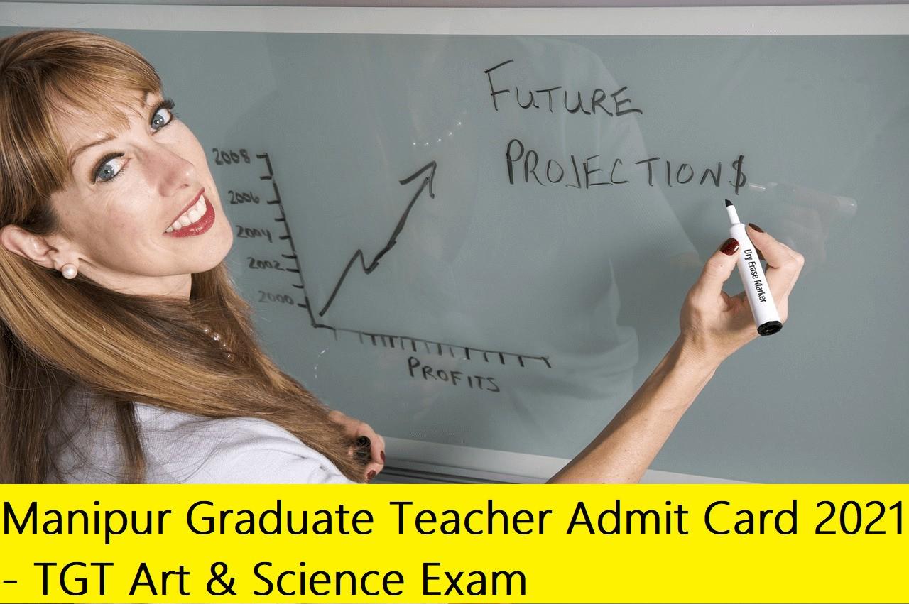 Manipur Graduate Teacher Admit Card