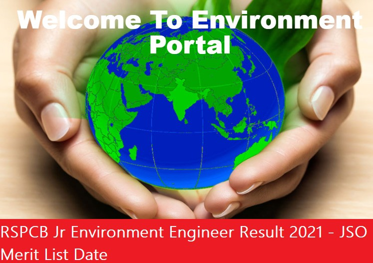 RSPCB Jr Environment Engineer Result