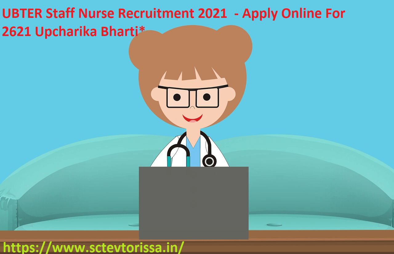 UBTER Staff Nurse Recruitment