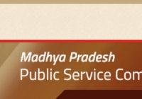 MPPSC Medical Officer Recruitment
